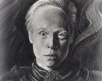 "Martinefa's original drawing - ""GoT Brienne of Tarth"" - Games of Thrones"