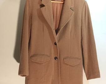 Beige jacket / coat beige