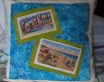 Cape Cod Pillow Cover