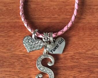 Flowergirl Jewelry, Flower Girl Bracelet, Jewelry For Flowergirl