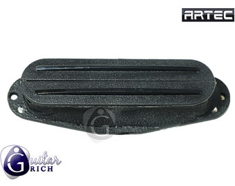 Artec hot rails guitar pickup - Alnico 5 magnet - SBA77B-BK
