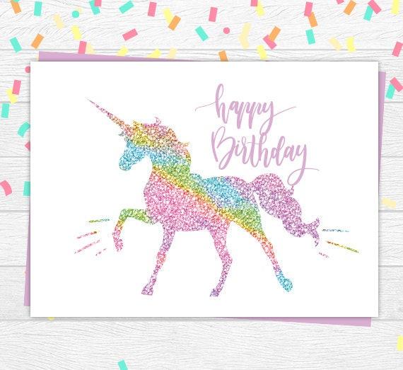 Unicorn birthday card unicorn card glitter unicorn card unicorn birthday card unicorn card glitter unicorn card printable unicorn card magical unicorn greeting card cute unicorn bookmarktalkfo Image collections