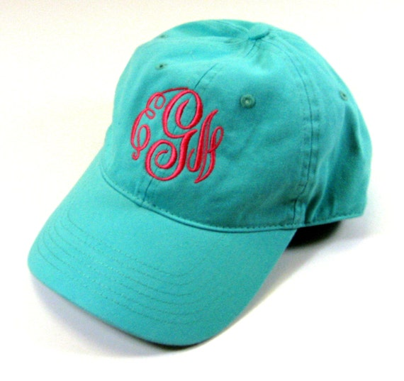 Baseball-Style Cap in Mint Green