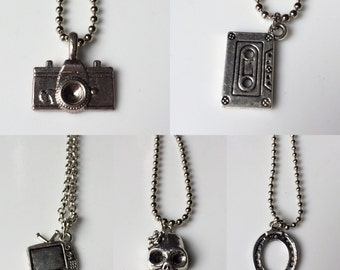 Cute Charm Necklace Collection