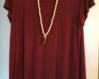 The Pendent Necklace