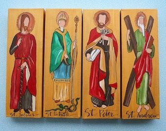 Custom Patron Saint Painting
