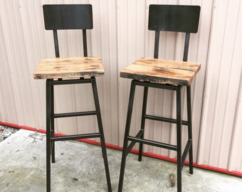 Awesome Ohio State Bar Stools