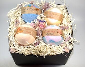 Gift Set, Bath Bomb Gift Set, Gift Basket, Bath Bomb, Bath Fizzie, Bath Bomb Gift, Bath Fizzy, Gift for Her, Bath Fizzies