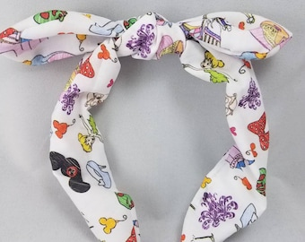 Disney Doodles Knotty Bow Headband