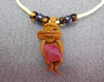 U.P.Rock Knocker Necklace #2