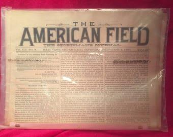 American Field Vol. XXI #5