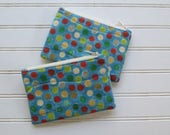 Coin Purse - Tangier Dots...