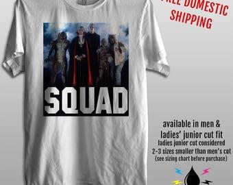 Monster Squad - Men & Ladies Junior Fashion Fit Tee