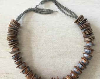 Organic necklace III