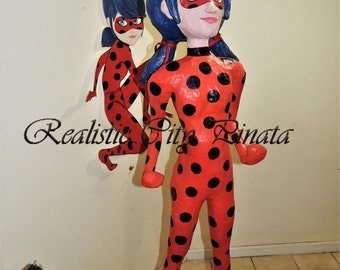Miraculous Ladybug PINATA