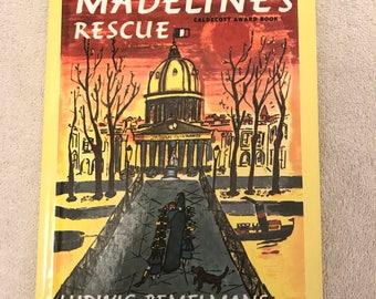 Vintage Madeline Book