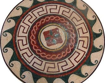 Mosaic Patterns- Greek Keywaves
