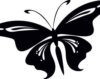 butterfly SVG and PNG Digital Download - digital download butterfly graphic - butterfly graphic
