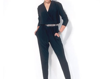 McCall's Pattern M7099 Misses' Romper and Jumpsuit