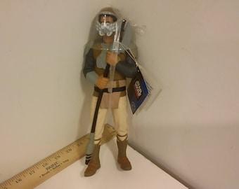 Star Wars Lando Calrissian Action Figure, Applause, 1997