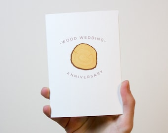 5 year anniversary cards for him