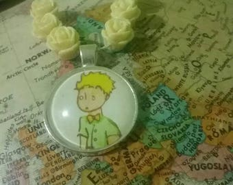 The Little Prince Necklace / Handmade Literary Necklace