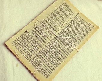 Vintage Bible Pages, Old Bible Pages, paper ephemera Bible pages, vintage scripture pages for scrapbooking journaling art, vntg paper pages