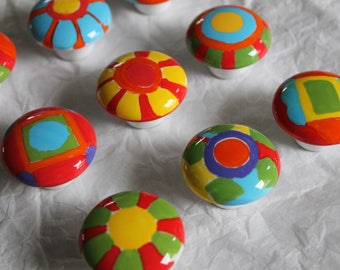 Another NINE sweets hand painted yummy color