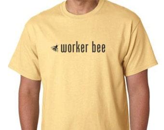 Beekeeper T-Shirt  -  Honey Bee Tee Shirt  -Worker Bee Tee Shirt - -Beekeeping T-Shirt  - Beekeeper Shirt