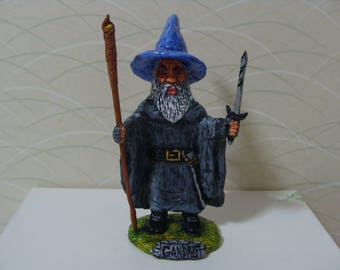 The Grey Wizard (Already made)