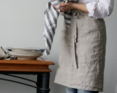 Linen Half-Aprons (more colours)