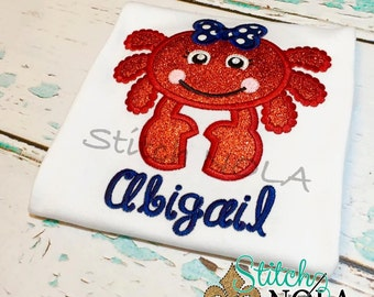 Glitter Crab Shirt, Gown or Bodysuit