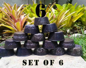 ON SALE High Powered Tactical Orgone Energy Tower busters- Set of 6 For EMF Protection, Energy healing, cloud buster, orgone generators