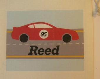 Race Car Favor Bags, Race Car Party Favor Bags, Race Car Gift Bags, Race Car Personalized Party Favor Bags, Race Car Favor Bags