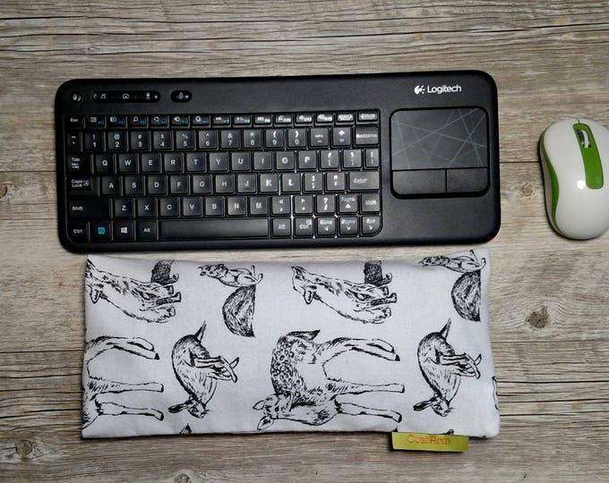 Squirrel,  Deer, Fox Laptop Computer Arm, Wrist, Elbow Support