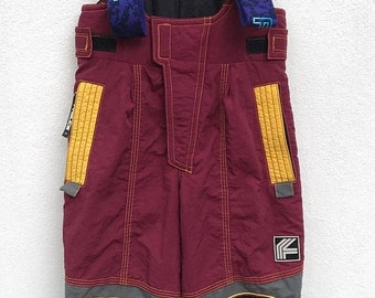 20% OFF Vintage Fablice Ski Pants With Suspenders in Size 29-30 inches