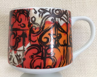 Coffee Mug Mid Century by Holt Howard
