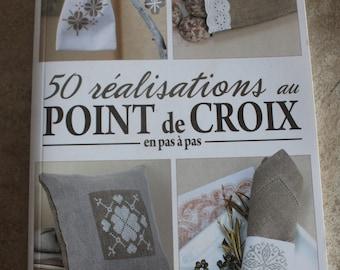 Book 50 achievements in cross stitch no step