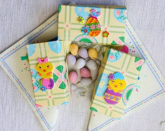 6 Easter gift boxes, party favors, kids gifts, Easter gifts, decorative boxes, Easter egg, Easter basket, Easter decorations, Easter bunny