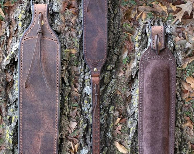 Rifle slings, Buffalo rifle slings, Buffalo leather slings