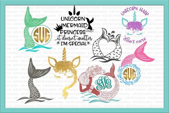 Mermaid Svg Unicorn Svg Mermaid Sayings Mermaid Words