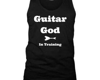 Guitar God in Training - Tank