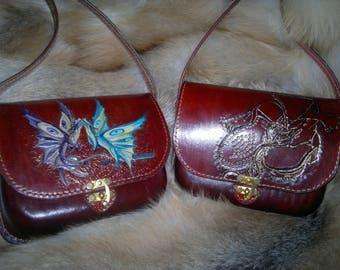 Women's Handbag with Shoulder Strap