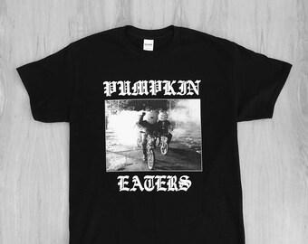 Pumpkin Eaters : PETEandPETE / Metal Tee Shirt