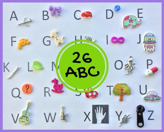 Abc 26 alphabet objects series 4 altavistaventures Images