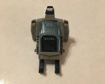 Vintage Watch Transformers Takara 1985 Kronoform Transformers Gobots