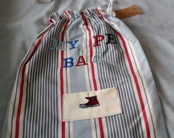 P E / sports bag