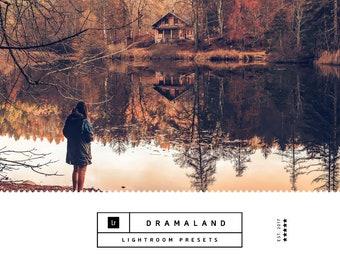 Drama Landscape Lightroom Presets