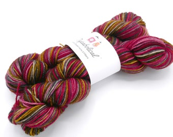 Fred Targhee Watercolor Stripes, Self Striping Sock Yarn - In Stock