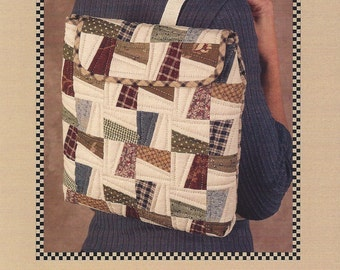 Backpack Pattern - Pinwheel Pack - Indygo Junction Inc - Kimies Quilts - Kimie Leavitt